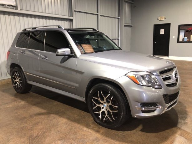 Mercedes-Benz GLK for sale