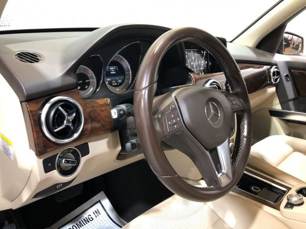 used 2014 Mercedes-Benz GLK for sale Houston TX