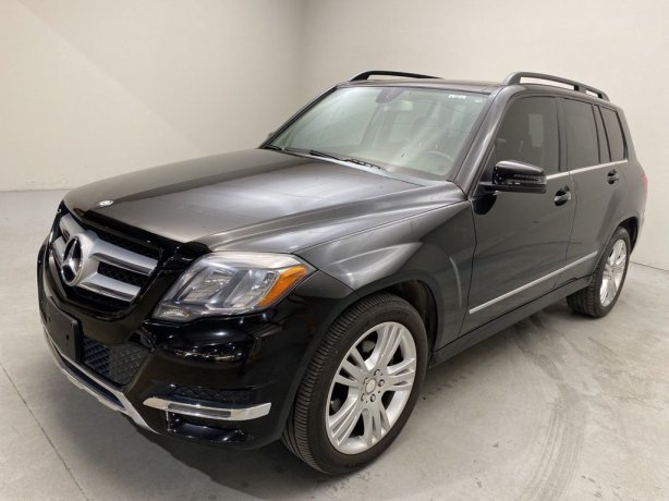 Used 2015 Mercedes-Benz GLK for sale in Houston TX.  We Finance!