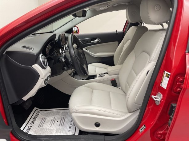 used 2015 Mercedes-Benz GLA for sale Houston TX