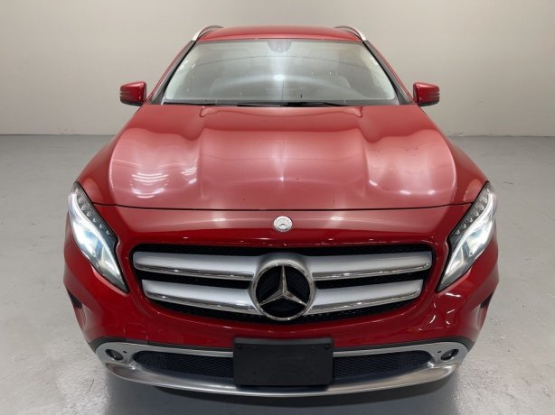 Used Mercedes-Benz GLA for sale in Houston TX.  We Finance!