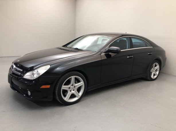 Used 2009 Mercedes-Benz CLS for sale in Houston TX.  We Finance!