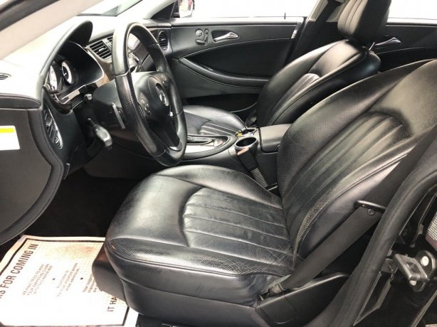 used 2009 Mercedes-Benz CLS for sale Houston TX