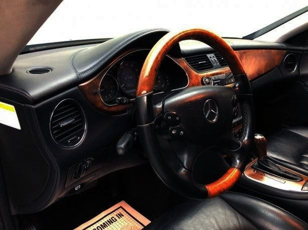 used 2006 Mercedes-Benz CLS for sale Houston TX