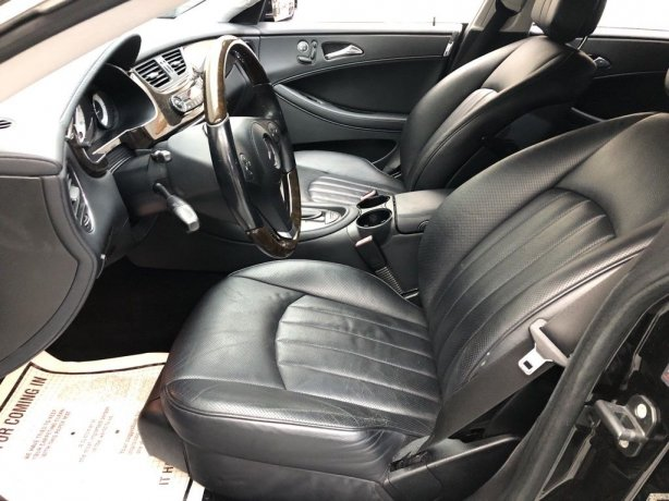used 2010 Mercedes-Benz CLS for sale Houston TX