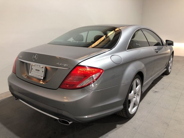 used Mercedes-Benz CL-Class