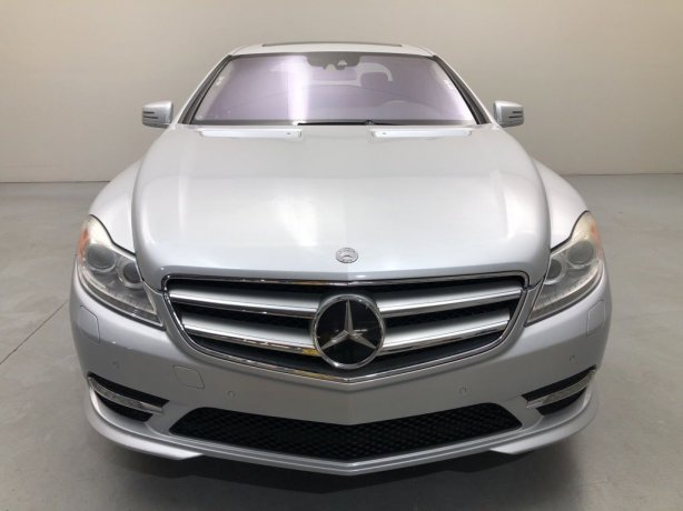 Used Mercedes-Benz CL-Class for sale in Houston TX.  We Finance!