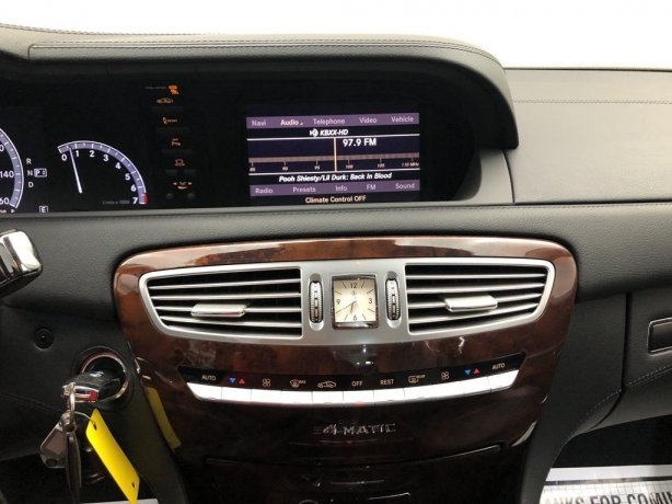 used Mercedes-Benz CL-Class for sale Houston TX