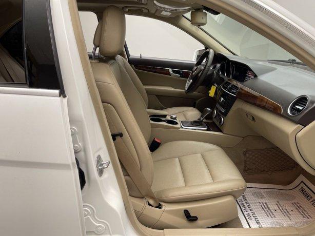 cheap Mercedes-Benz C-Class for sale Houston TX