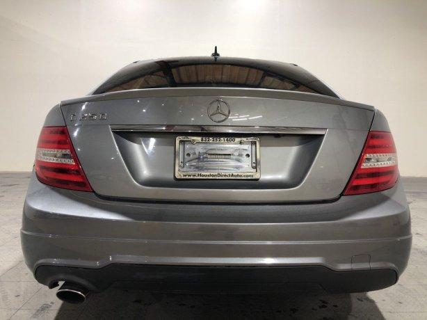 2013 Mercedes-Benz C-Class for sale