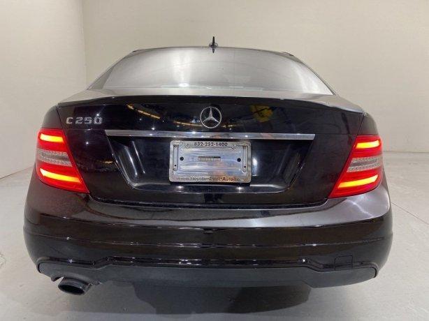 2012 Mercedes-Benz C-Class for sale