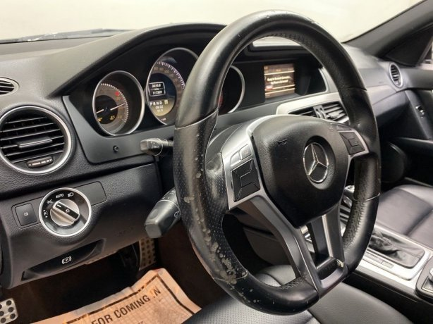 2012 Mercedes-Benz C-Class for sale Houston TX