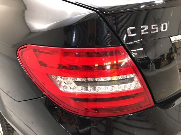 used 2013 Mercedes-Benz C-Class for sale