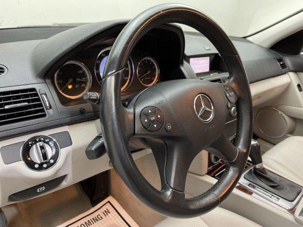 2009 Mercedes-Benz C-Class for sale Houston TX