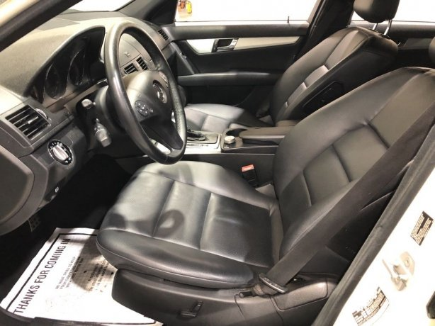 used 2010 Mercedes-Benz C-Class for sale Houston TX