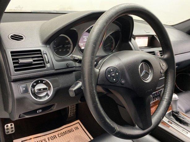 2011 Mercedes-Benz C-Class for sale Houston TX