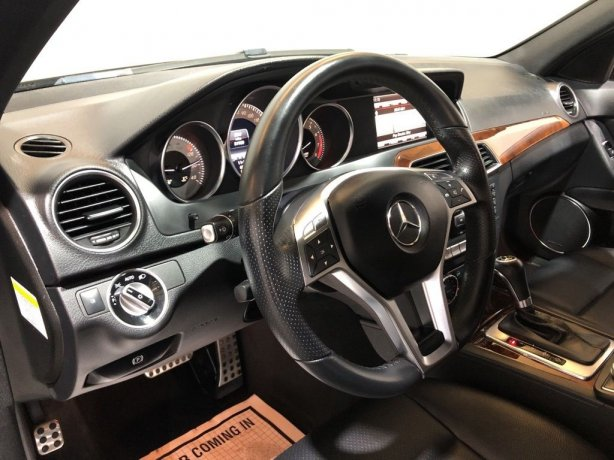 2013 Mercedes-Benz C-Class for sale Houston TX