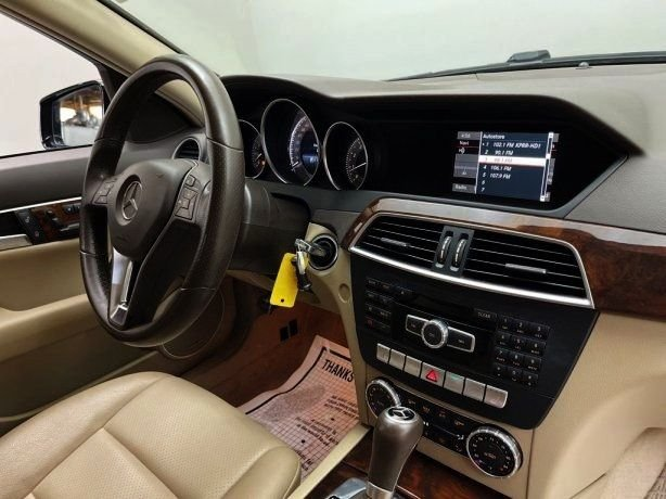 cheap used 2014 Mercedes-Benz C-Class for sale