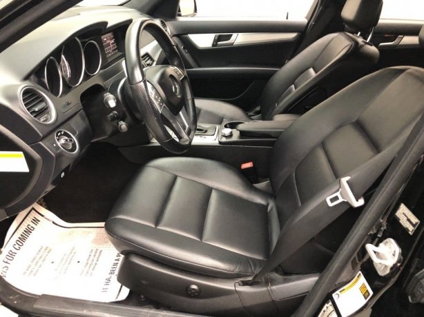 used 2014 Mercedes-Benz C-Class for sale Houston TX