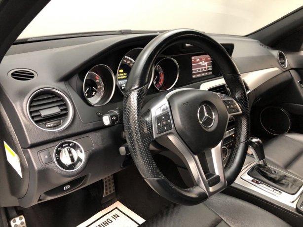 2014 Mercedes-Benz C-Class for sale Houston TX