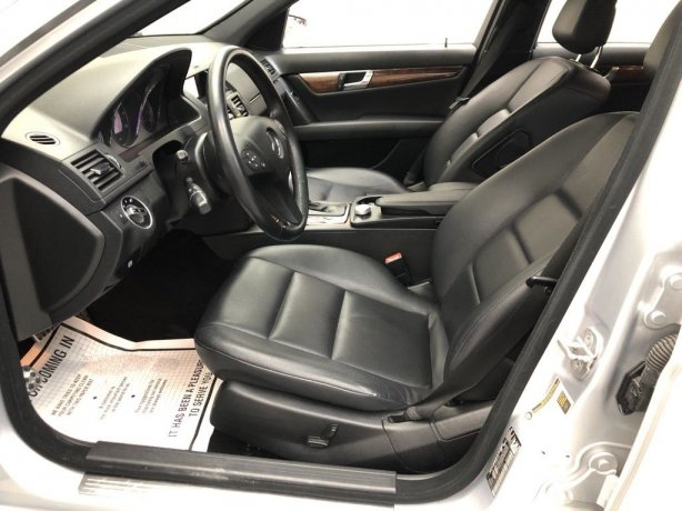 used 2011 Mercedes-Benz C-Class for sale Houston TX