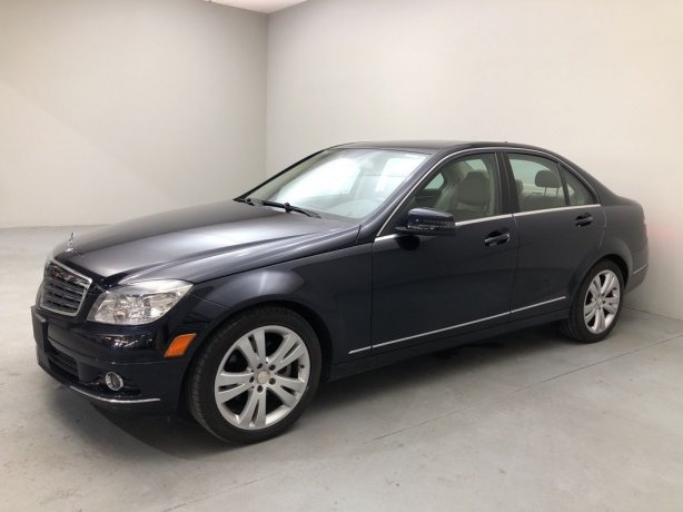 Used 2010 Mercedes-Benz C-Class for sale in Houston TX.  We Finance!