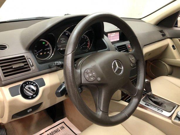 2010 Mercedes-Benz C-Class for sale Houston TX