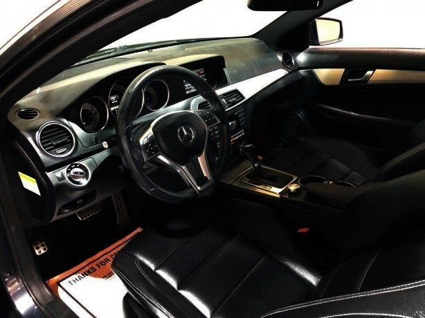 used 2013 Mercedes-Benz C-Class for sale Houston TX