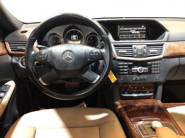 2012 Mercedes-Benz E-Class for sale near me
