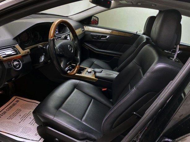 2011 Mercedes-Benz E-Class for sale Houston TX