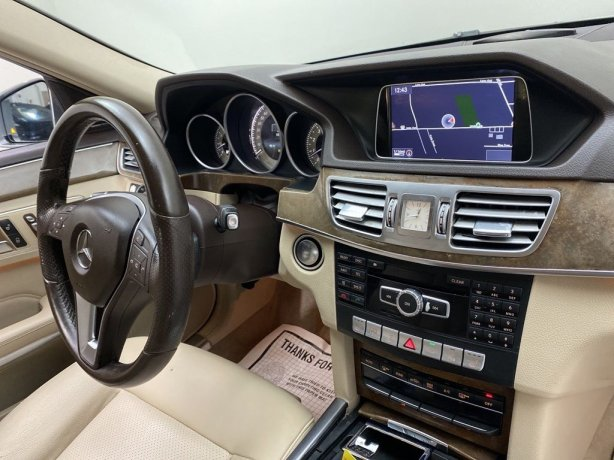 cheap used 2014 Mercedes-Benz E-Class for sale