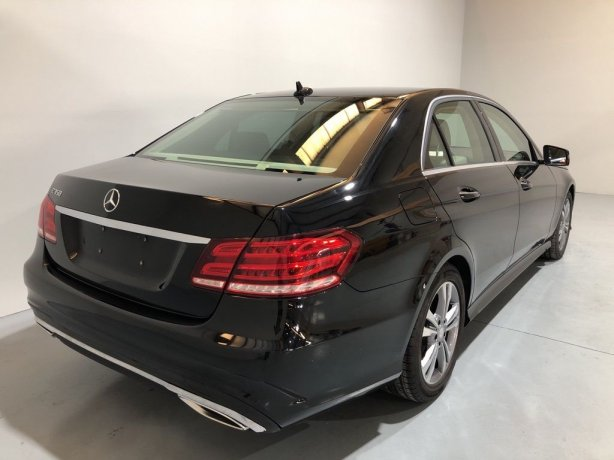 used Mercedes-Benz E-Class