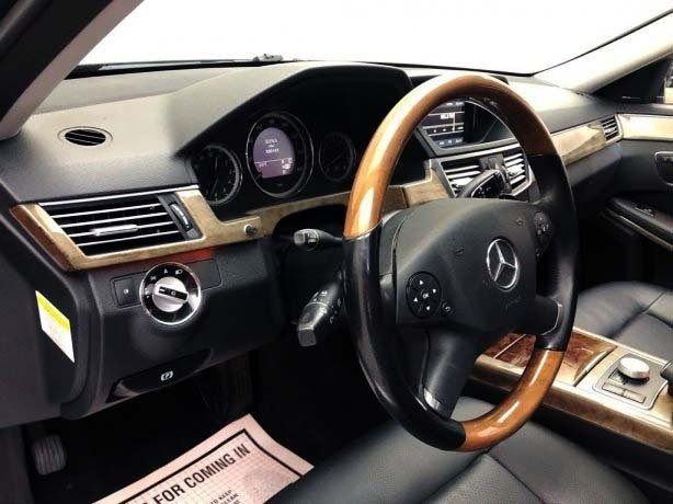 2010 Mercedes-Benz E-Class for sale Houston TX