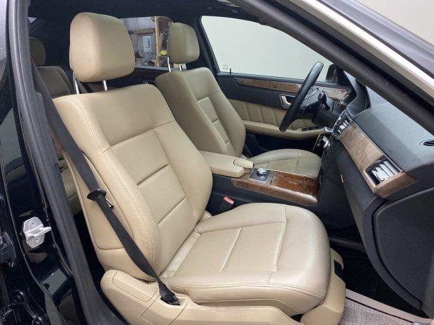 cheap Mercedes-Benz E-Class for sale Houston TX