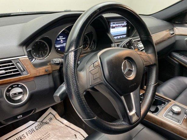 2013 Mercedes-Benz E-Class for sale Houston TX