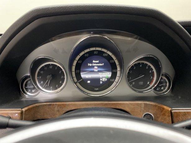 Mercedes-Benz E-Class 2013 for sale
