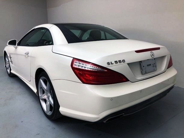 used Mercedes-Benz SL-Class for sale near me