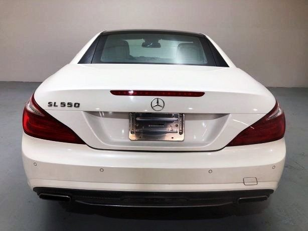 used 2013 Mercedes-Benz SL-Class