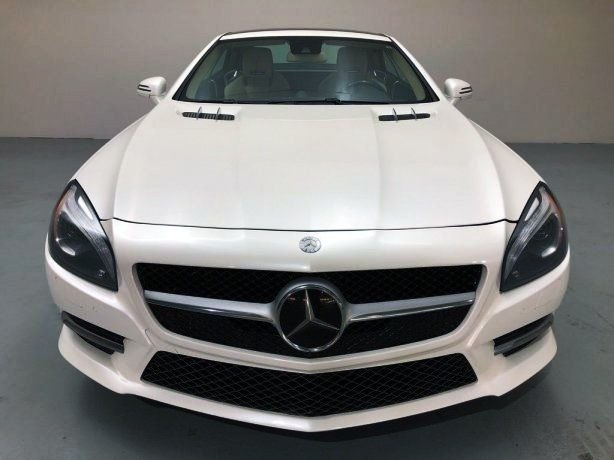 Used Mercedes-Benz SL-Class for sale in Houston TX.  We Finance!