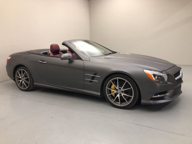 used Mercedes-Benz SL-Class