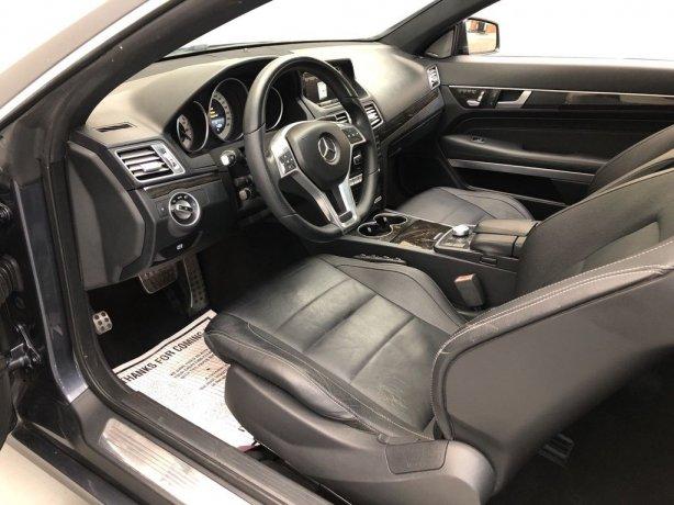 2014 Mercedes-Benz E-Class for sale Houston TX