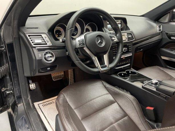 2015 Mercedes-Benz E-Class for sale Houston TX
