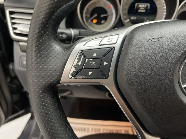 cheap used 2015 Mercedes-Benz E-Class for sale