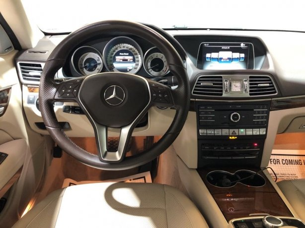 used 2016 Mercedes-Benz E-Class for sale near me