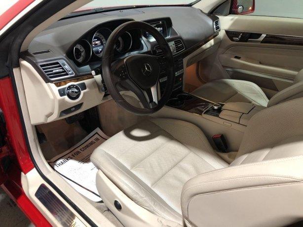 2016 Mercedes-Benz E-Class for sale Houston TX