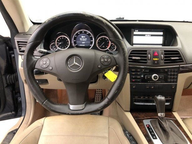 used 2010 Mercedes-Benz E-Class for sale near me
