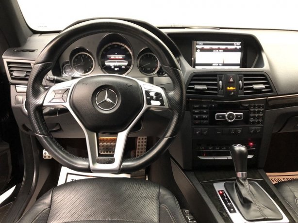 used 2013 Mercedes-Benz E-Class for sale near me