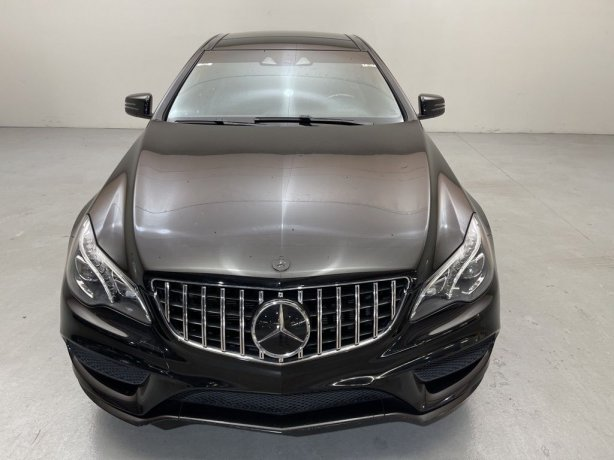 Used Mercedes-Benz E-Class for sale in Houston TX.  We Finance!