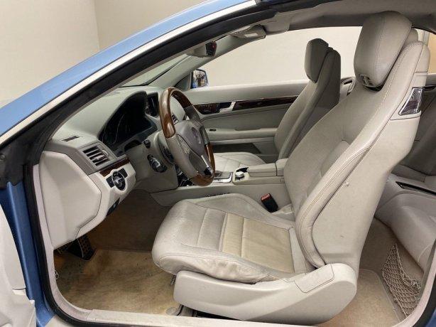 2012 Mercedes-Benz E-Class for sale Houston TX