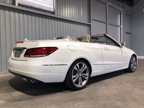 used 2014 Mercedes-Benz E-Class for sale